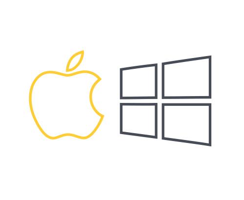 Mac & PC compatible